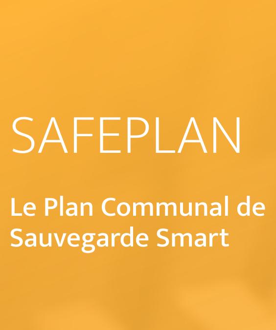 Safeplan plan communal de sauvegarde